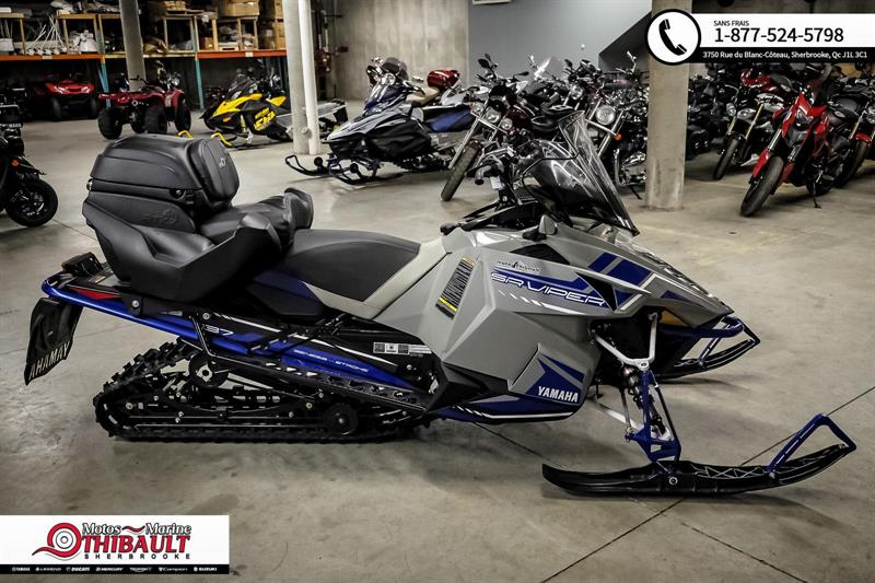 Yamaha SR Viper LTX-DX 2018