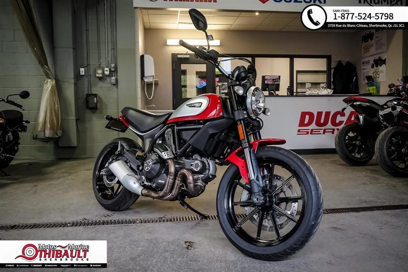 Ducati Scrambler 800 2015