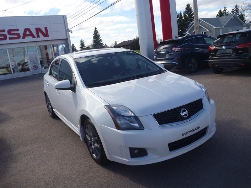 Nissan Sentra 2012 4dr Sdn I4 Man SE-R Spec V #76505A