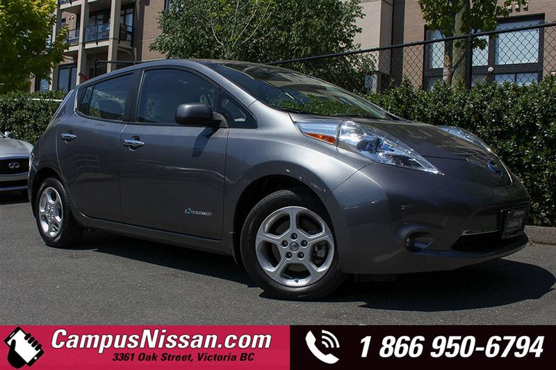 2015 Nissan Leaf SV w/ Satelllite Radio #JN2865