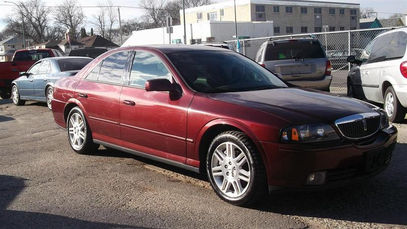 2004 Lincoln LS Sport #0559
