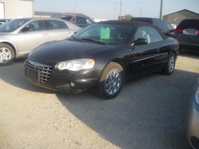 2006 Chrysler Sebring LTD