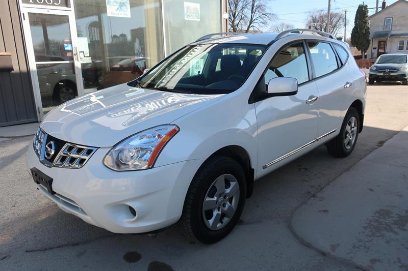 2012 Nissan Rogue S AWD 4 cyl #2012 ROGUE