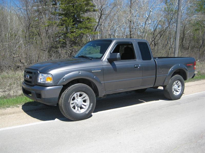 2007 Ford Ranger Sport 4x4 #5140