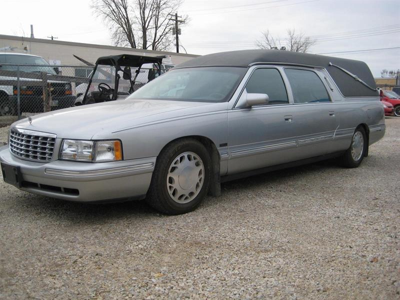 1998 Cadillac De Ville