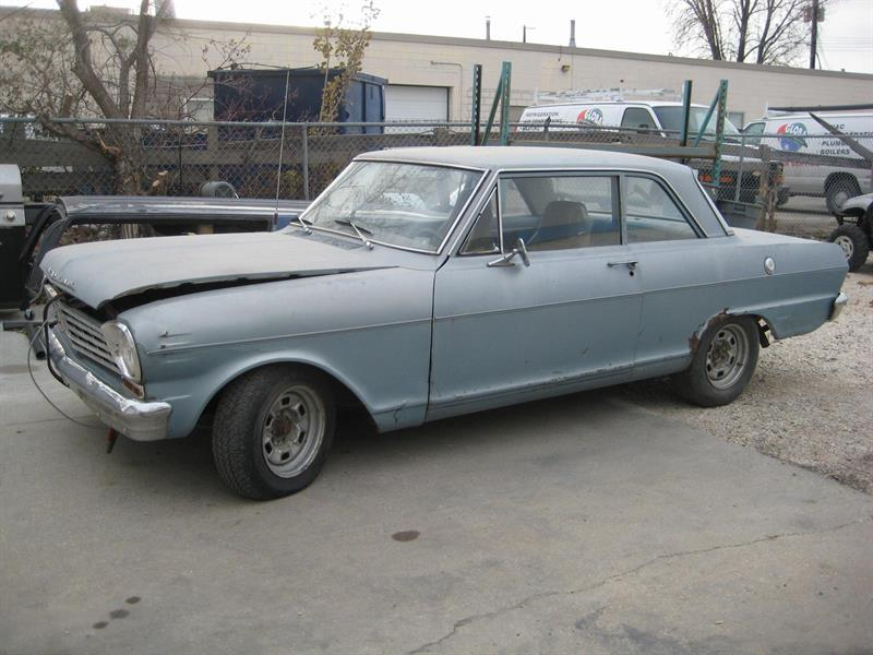 1963 Pontiac Acadian #6958