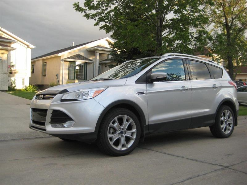 2014 Ford Escape Titanium #VP6819