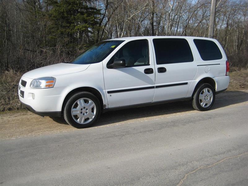 2009 Chevrolet Uplander CARGO #5263