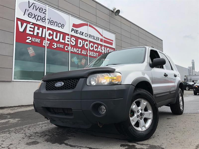 Ford Escape 2006  XLT+4WD+MAGS+A/C+GR. ELEC+WOW!+++ #17139AA