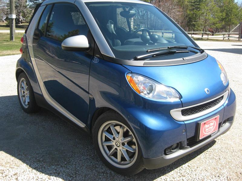 2010 Smart For Two Passion Convertible 1 Owner #P   8169
