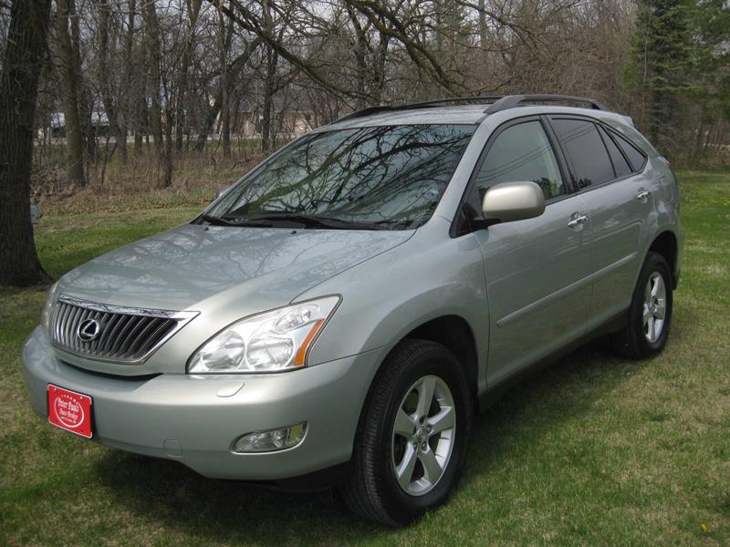 2009 Lexus RX 350  AWD 2 Owners #P  8524