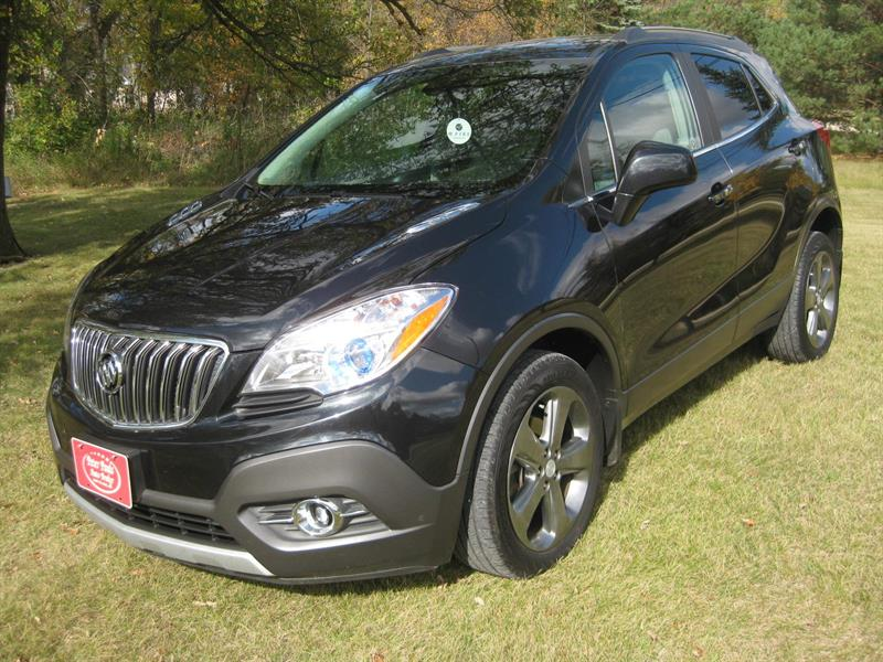 2013 Buick Encore AWD 1 Owner #P  6485