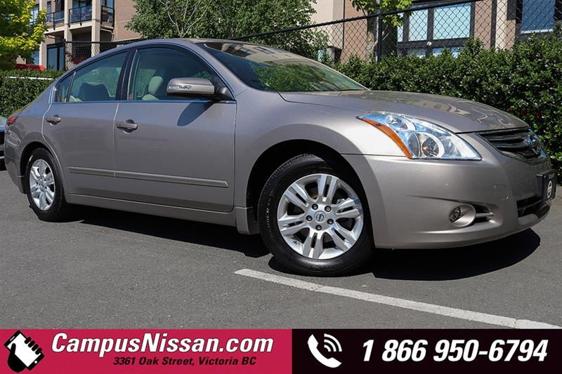 2011 Nissan Altima S | Sedan w/ Moon Roof #8-C149A2