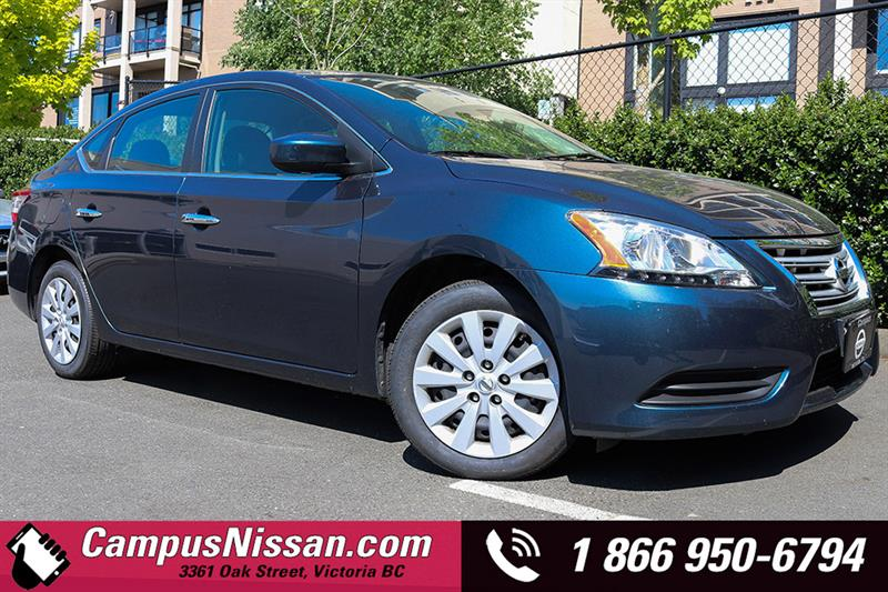 2014 Nissan Sentra S Sedan Value Option Package #A7249