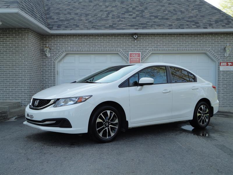 Honda Civic Sedan 2014 4dr CVT EX  #U568