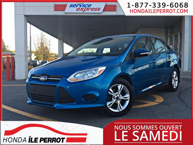 Ford Focus 2013 4dr Sdn SE #318626-1