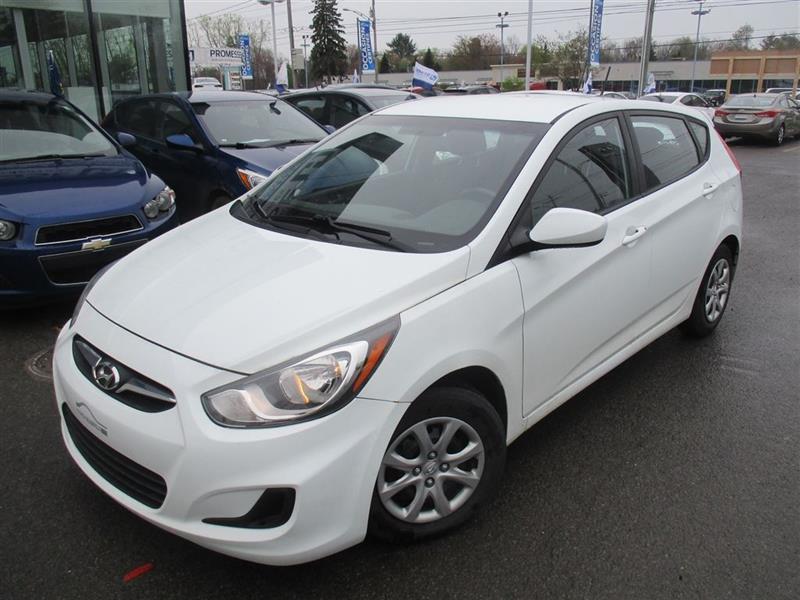 Hyundai Accent 2014 GL BLUETOOTH,BANCS CHAUFFANTS,A/C #18433A