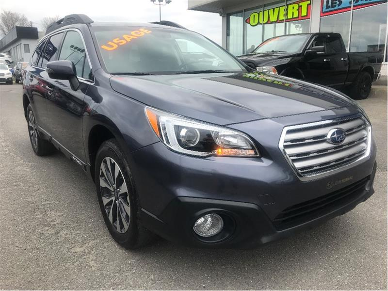 Subaru Outback 2016 3.6R   Limited Package w/Technology #15447A