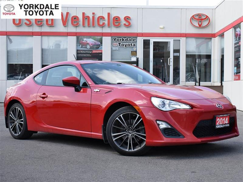 2014 Scion Fr-s Nav  B.tooth  B.cam  Alloys  Cruise  A/C  Keyless #R7231