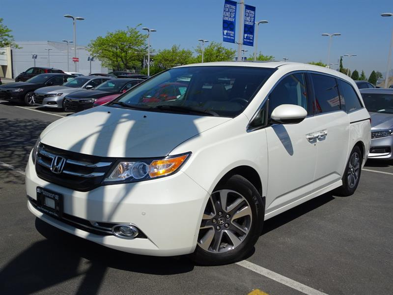2015 Honda Odyssey Touring! Honda Certified Extended Warranty to 160, #LH8039
