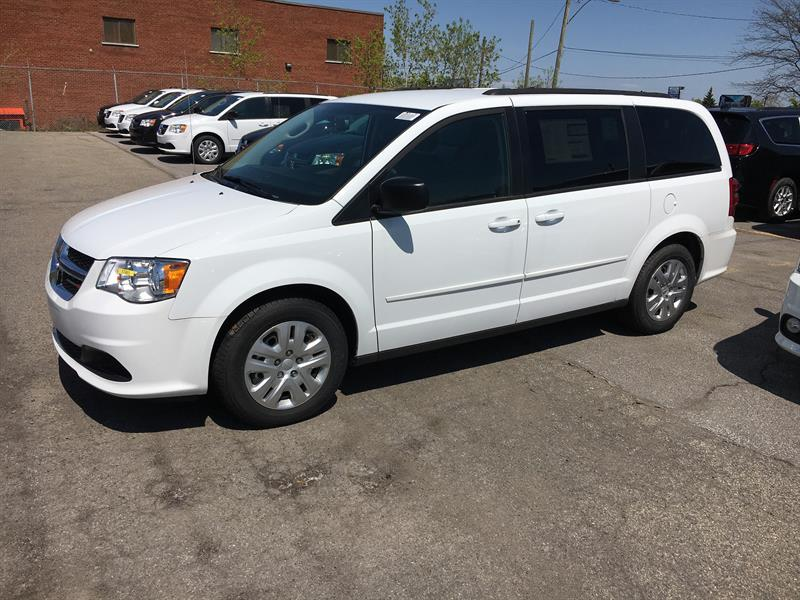 Dodge Grand Caravan 2017 4dr Wgn SXT #Z17485