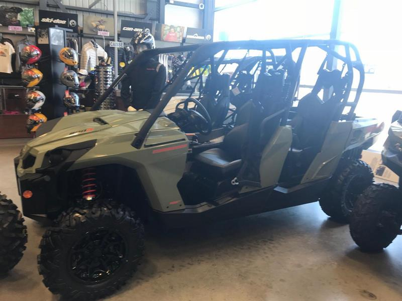 2018 Can-am COMMANDER MAX 800 DPS