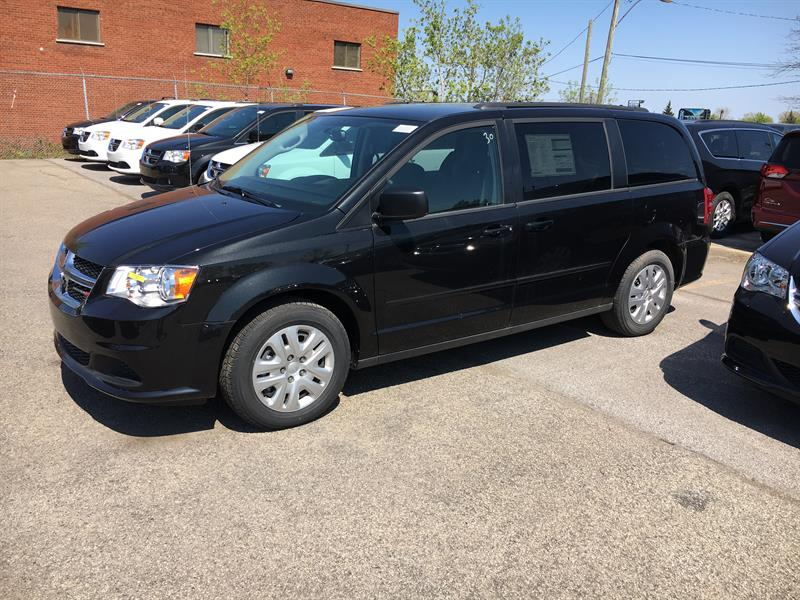 Dodge Grand Caravan 2017 4dr Wgn SXT #Z17307