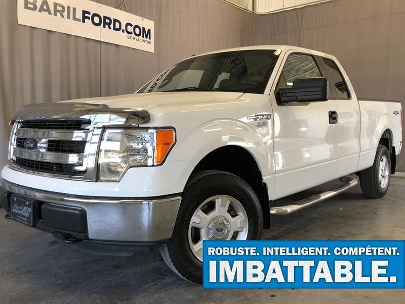Ford F-150 2013 4WD SuperCab 145 #c6707