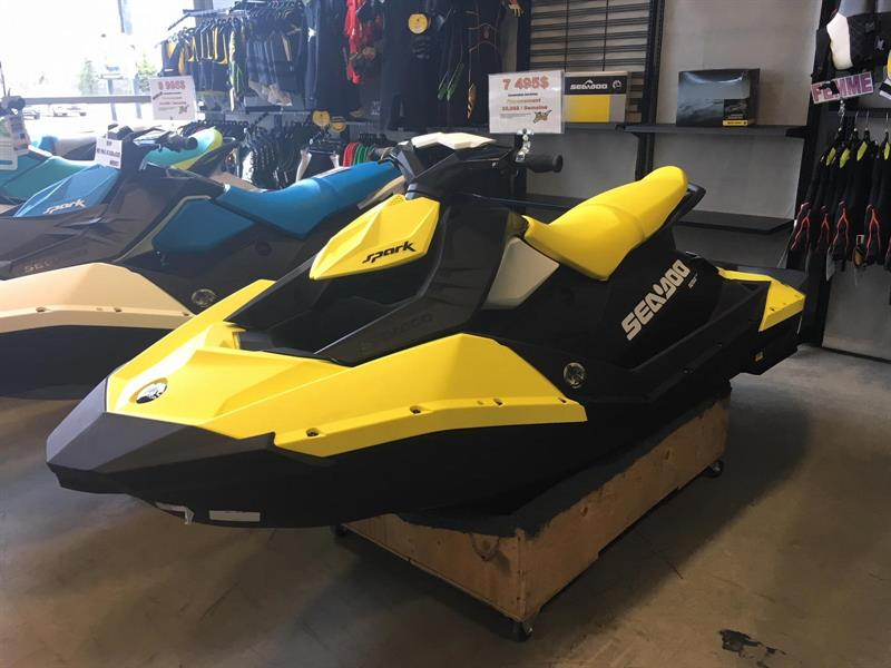 Sea-doo SPARK 3UP 900HO 2017