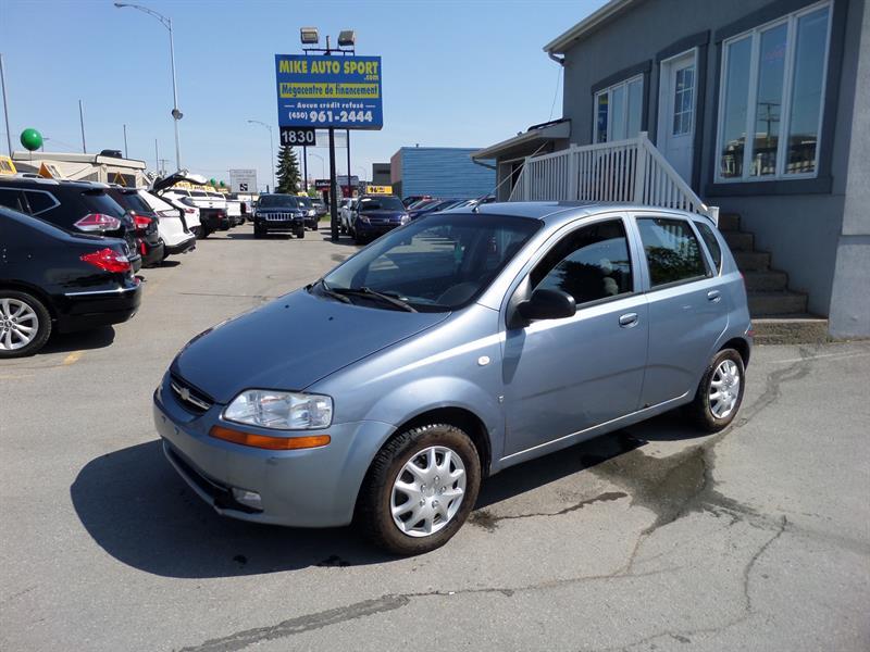 Chevrolet Aveo 2008 LS