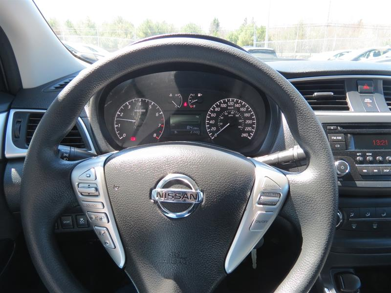 2017 Nissan Sentra 4dr Sdn Used for sale in Prevost at Automobiles