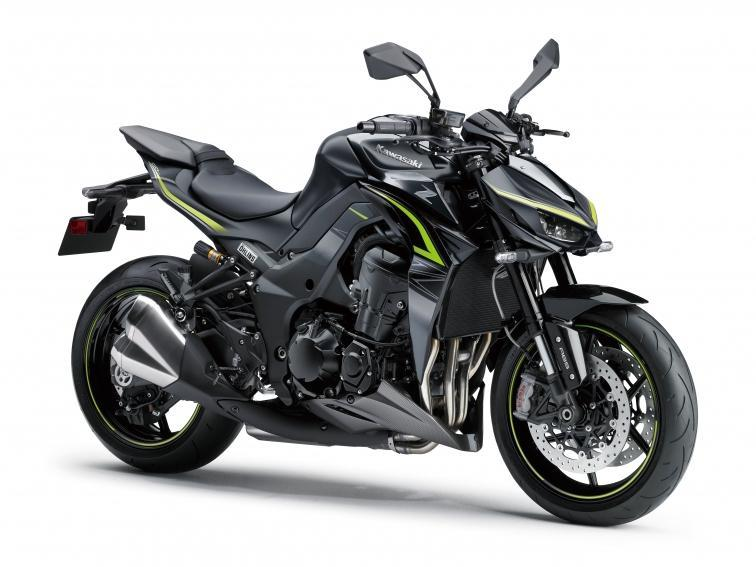 Kawasaki Z1000R 2018