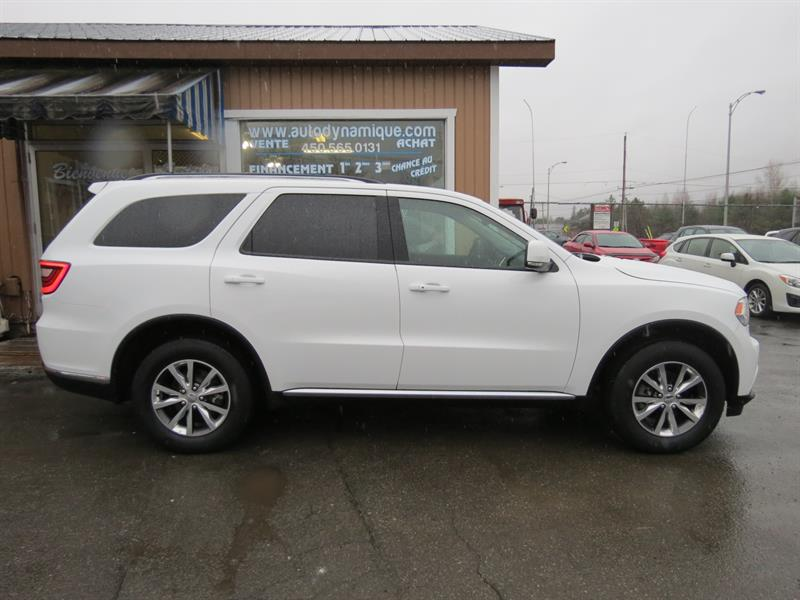 Dodge Durango 2016 AWD 4dr Limited #4052