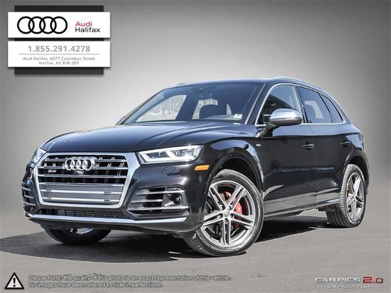 2018 Audi Sq5 Technik AWD Turbo Quattro #TA0498