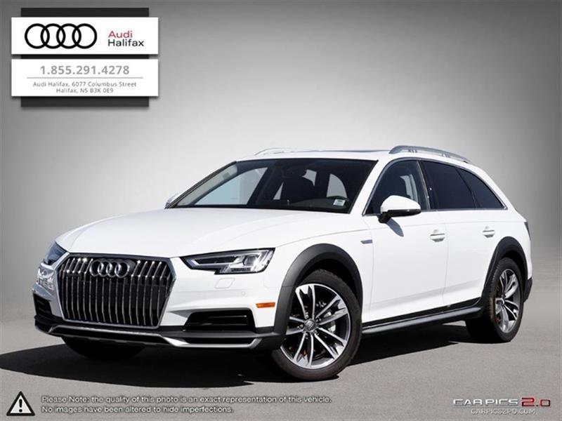 2017 Audi Allroad Technik AWD Turbo Quattro #A18280T