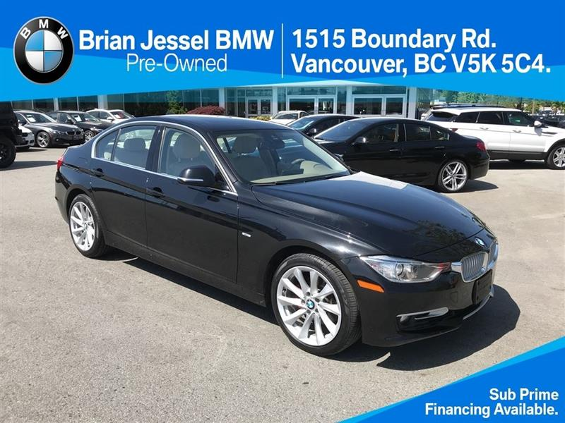 2013 BMW 3-Series 328I xDrive Sedan Modern Line #BP6422