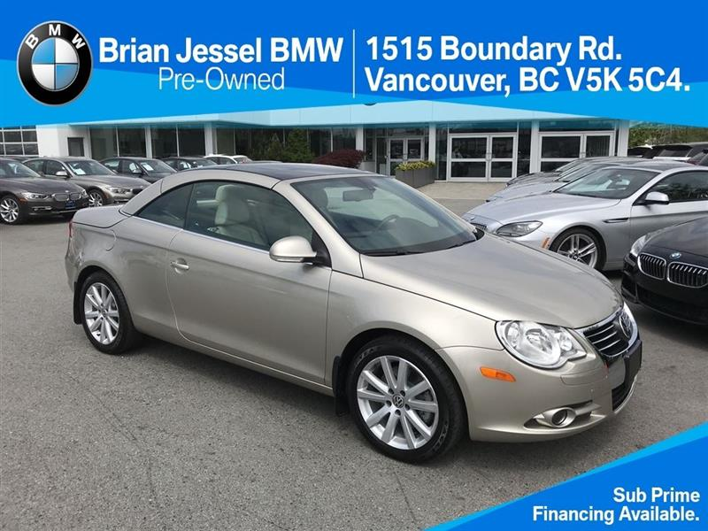 2007 Volkswagen Eos 2.0T 6sp DSG at #JD047011