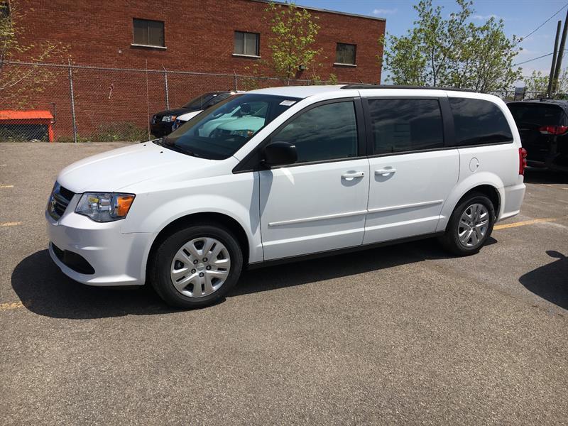 Dodge Grand Caravan 2017 4dr Wgn SXT,STOW'N GO,MAIN LIBRE #17128