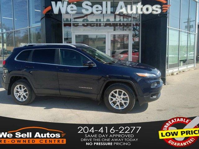 2014 Jeep Cherokee North #14JC26164