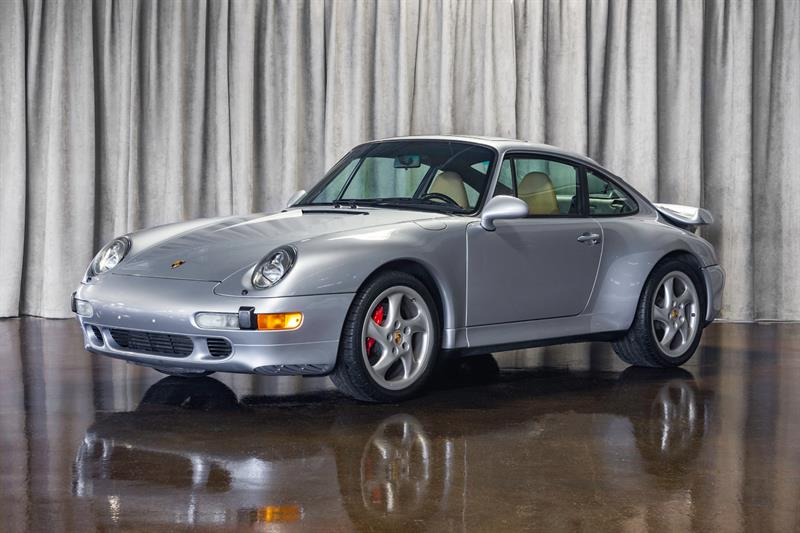 Porsche 911 Turbo 1996 993 TWIN TURBO! TIME CAPSULE! ONLY 18352KM!