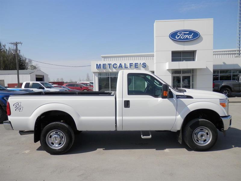 2016 Ford Super Duty F-250 SRW XL #C63404