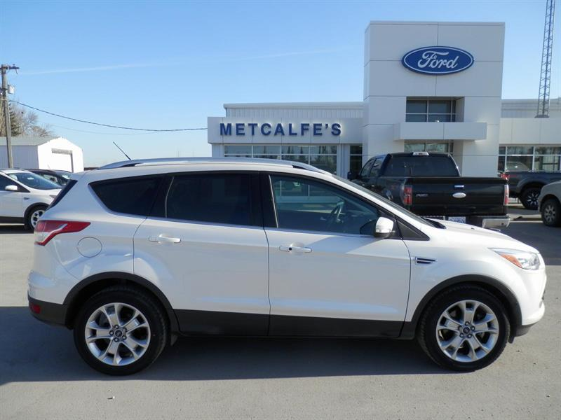 2016 Ford Escape Titanium #Z00446