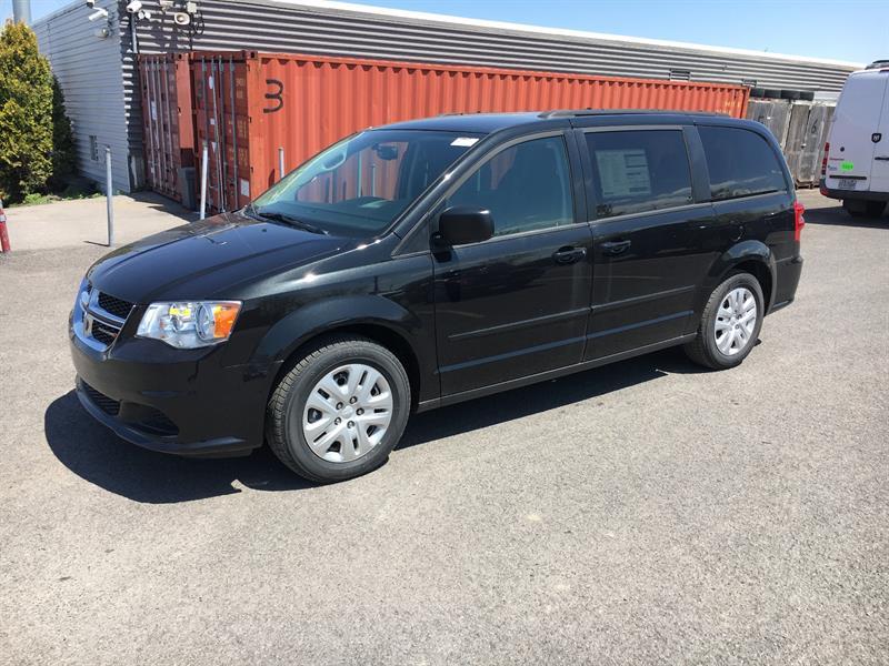 Dodge Grand Caravan 2017 4dr Wgn SXT,STOW'N GO,MAIN LIBRE #Z17129
