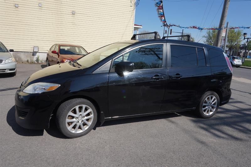 Mazda MAZDA5 2010 4dr Wgn 6 passagers NEGOCIABLE  #18-040