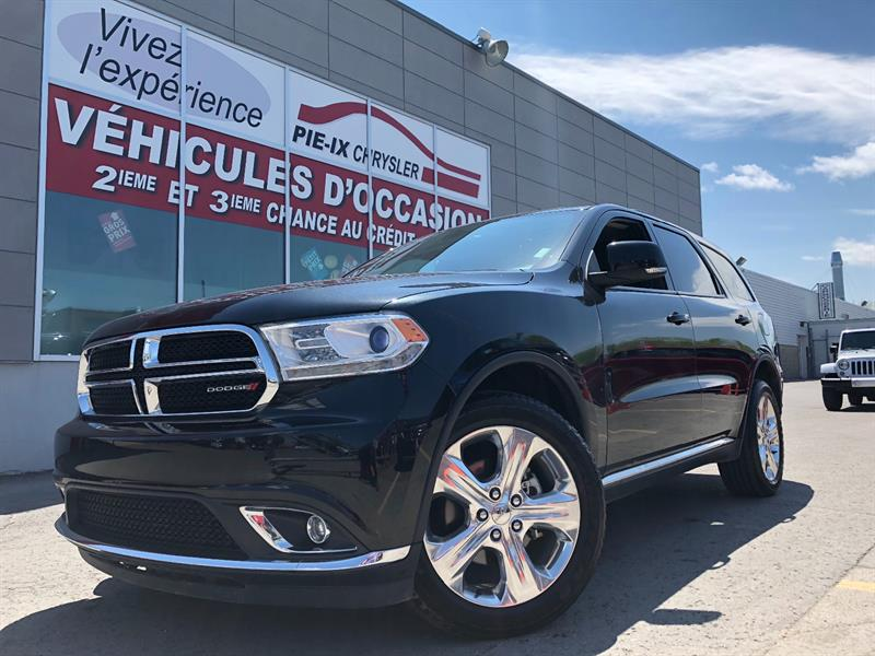 Dodge Durango 2015 AWD 4dr Limited+CUIR+MAGS+TOIT+WOW! #UD4590