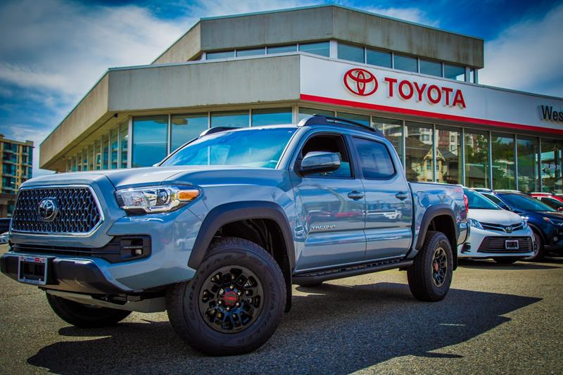 2018 Toyota Tacoma TRD Off Road UPGRADE PACKAGE #TT18625