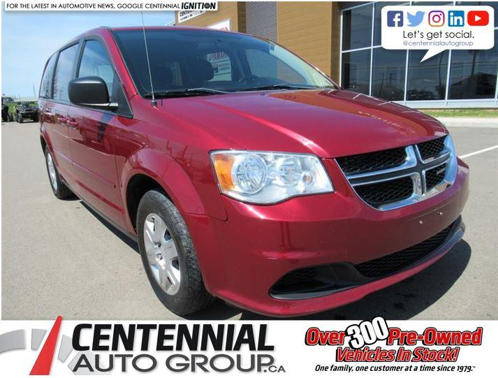 2011 Dodge Grand Caravan Stow~N~Go #U6264