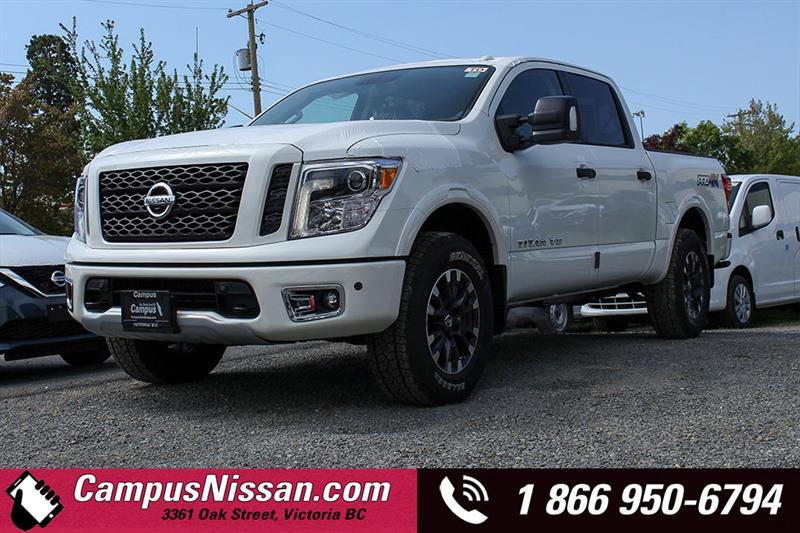 2018 Nissan Titan PRO-4X #8-U508