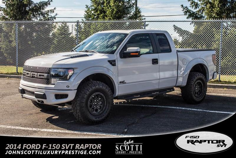 Ford F-150 2014 SVT Raptor #P15941