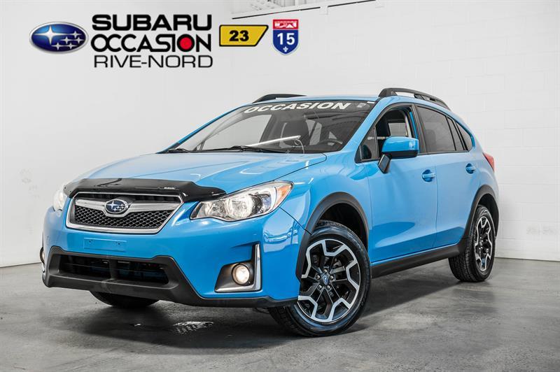 Subaru Crosstrek 2016 Touring CAM.RECUL+SIEGES.CHAUFFANTS+BLUE #181411A